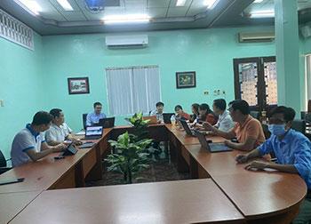 TQC đào tạo đánh giá, ước lượng độ không đảm bảo đo cho phòng thử nghiệm và hiệu chuẩn (PTN) tại Trung tâm Hạt nhân Tp. Hồ Chí Minh