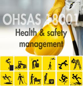 Trung tâm TQC được chỉ định chứng nhận OHSAS 18001 bởi Tổng cục TCĐLCL