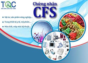Chứng nhận CFS là gì? Định nghĩa & thông tin cơ bản