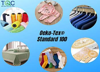 Oeko-Tex® Standard 100 là gì?
