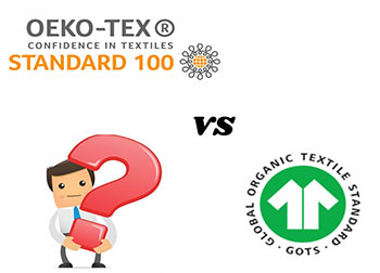 Sự khác biệt giữa Oeko-Tex và dệt may hữu cơ