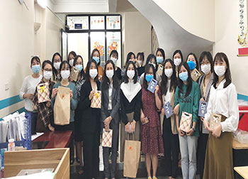 TQC tổ chức kỷ niệm ngày Phụ nữ Việt Nam  20-10