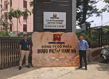 TQC tổ chức đánh giá ISO 13485 tại Công ty Cổ phần dược phẩm Nam Hà