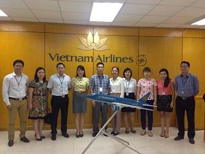 Đào tạo ISO 22000 và HACCP tại Trung tâm khai thác Nội Bài – Viet nam Airline