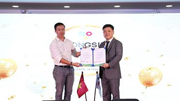 Lễ trao chứng chỉ ISO 9001:2015 cho Dongsim Việt Nam