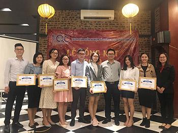 TQC tưng bừng liên hoan tổng kết năm 2019