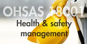 Tổng cục TCĐLCL chỉ định TQC chứng nhận OHSAS 18001
