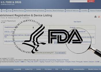 Hướng dẫn tra cứu FDA chi tiết
