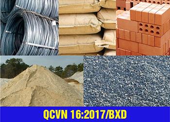 Bộ Xây dựng ra quyết định Chỉ định TQC chứng nhận hợp quy vật liệu xây dựng