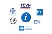 Chứng nhận sản phẩm hợp chuẩn theo tiêu chuẩn VN và Quốc tế