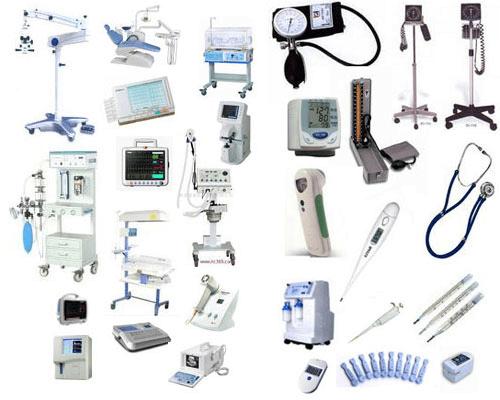 Công bố lưu hành trang thiết bị y tế