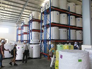 Các sản phẩm khăn giấy và giấy vệ sinh phải được chứng nhận hợp quy theo QCVN 09:2015/BCT