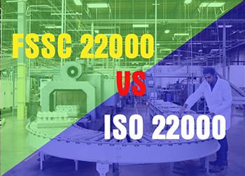 So sánh FSSC 22000 phiên bản 5 và ISO 22000:2018, các yêu cầu bổ sung của FSSC 22000