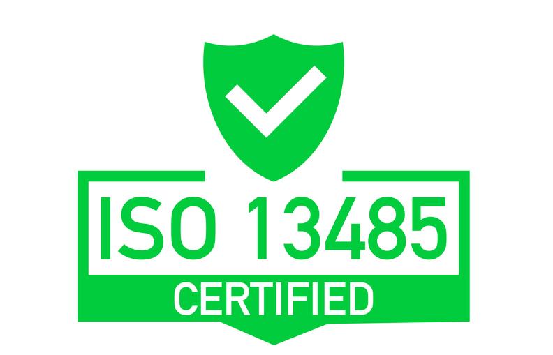 TQC trực tiếp cấp Chứng chỉ Chứng nhận ISO 13485 - Hệ thống quản lý chất lượng trang thiết bị y tế, Khẩu Trang Y Tế, Bộ Đồ Quần Áo Bảo Hộ Y Tế, Găng Tay Y Tế... - Được Tổng cục TCĐLCL Bộ KH&CN cấp phép