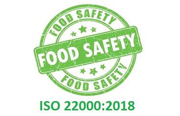 Chứng nhận ISO 22000:2018 - Hệ thống quản lý an toàn thực phẩm