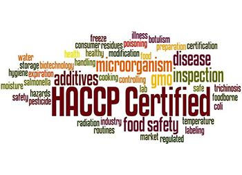Quy trình chứng nhận HACCP - Hệ thống phân tích mối nguy và kiểm soát điểm tới hạn