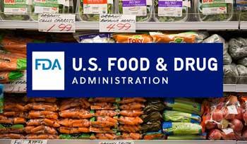 Đăng ký, cấp giấy chứng nhận FDA cho thực phẩm
