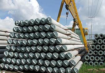 Công bố, Chứng nhận sản phẩm bê tông, cột điện