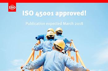Đào tạo, Chứng nhận ISO 45001:2018 - Hệ thống quản lý An toàn và sức khỏe nghề nghiệp