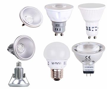 Công bố, Chứng nhận sản phẩm đèn LED, đèn chiếu sáng