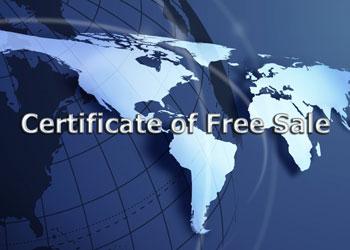 Dịch vụ làm chứng nhận lưu hành tự do CFS của Châu Âu – EU