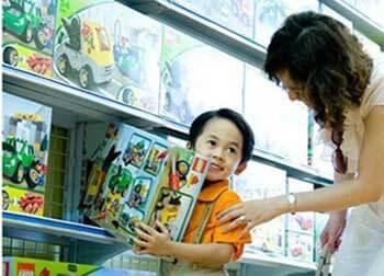 Chứng nhận sản phẩm đồ chơi trẻ em, hàng tiêu dùng