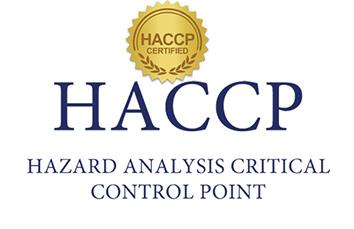 Chứng nhận HACCP - Hệ thống Phân tích mối nguy và kiểm soát điểm tới hạn