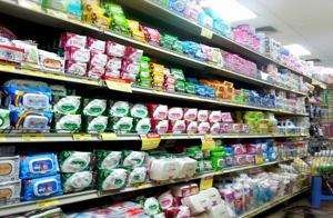 Chứng nhận khăn ướt, khăn giấy, giấy vệ sinh