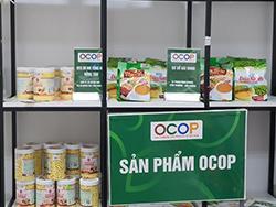 Hỗ trợ đăng ký sản phẩm đạt chứng nhận OCOP 3 sao, 4 sao, 5 sao