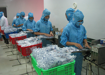 Thủ tục công bố cơ sở đủ điều kiện sản xuất thiết bị y tế