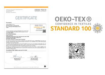 Tư vấn chứng nhận Oeko-Tex® Standard 100